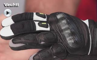 Image Vauhti glove video